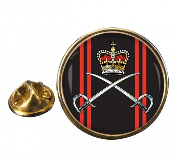 Royal Army Physical Training Corps (British Army) Round Pin Badge