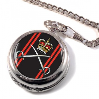 Royal Army Physical Training Corps (British Army) Pocket Watch