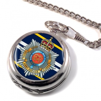 Royal Army Service Corps (British Army) Pocket Watch