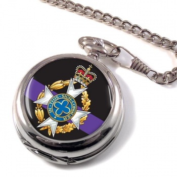 Royal Army Chaplains' Department (Christian) Pocket Watch