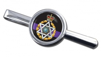 Royal Army Chaplains' Department (Jewish) Round Tie Clip