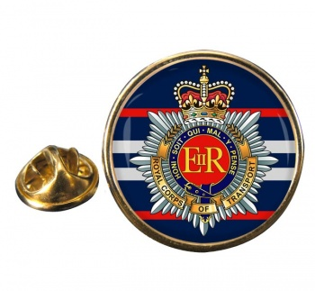 Royal Corps of Transport (British Army) Round Pin Badge