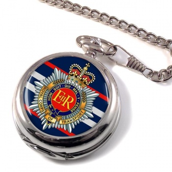 Royal Corps of Transport (British Army) Pocket Watch