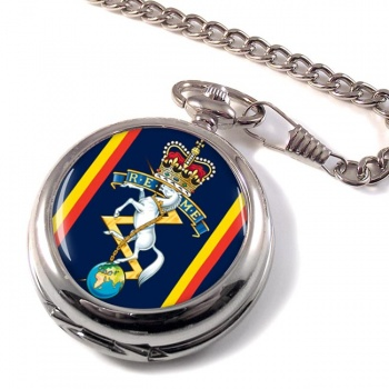 Corps of Royal Electrical and Mechanical Engineers (REME) Pocket Watch
