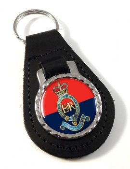 Royal Horse Artillery (British Army) Leather Key Fob