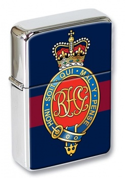 Royal Horse Guards (British Army) Flip Top Lighter