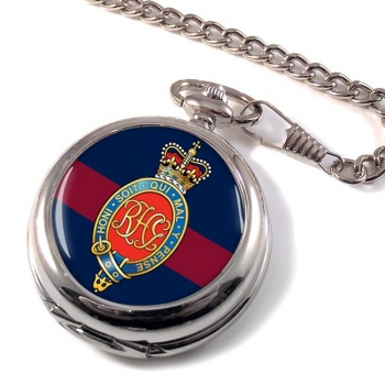 Royal Horse Guards (British Army) Pocket Watch