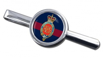 Royal Horse Guards (British Army) Round Tie Clip
