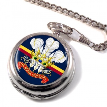 Royal Hussars (Prince of Wales's Own) Pocket Watch