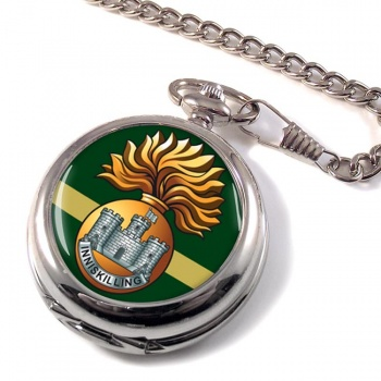 Royal Inniskilling Fusiliers Pocket Watch