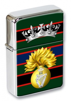 Royal Irish Fusiliers (British Army)  Flip Top Lighter