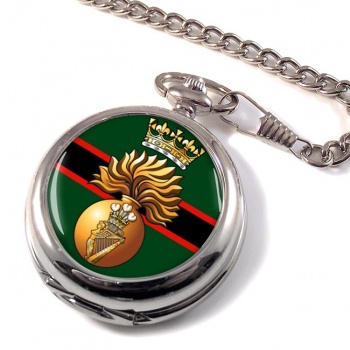 Royal Irish Fusiliers (British Army)  Pocket Watch
