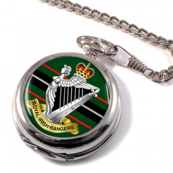 Royal Irish Rangers (British Army)  Pocket Watch