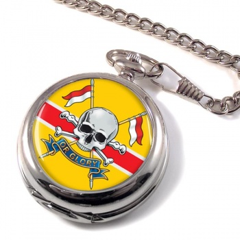 Royal Lancers (British Army) Pocket Watch