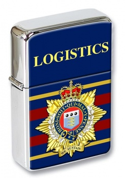 Royal Logistics Corps (British Army)  Flip Top Lighter