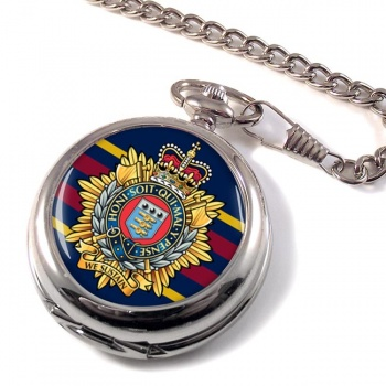 Royal Logistics Corps (British Army)  Pocket Watch
