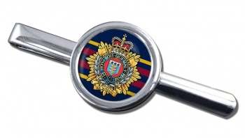 Royal Logistics Corps (British Army)  Round Tie Clip