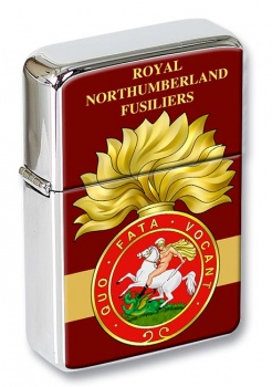Royal Norfolk Regiment (British Army) Flip Top Lighter