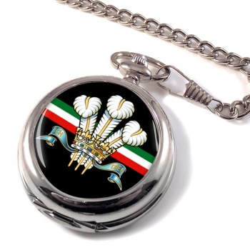 Royal Regiment of Wales (British Army) Pocket Watch