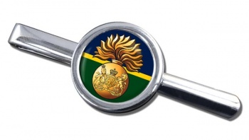 Royal Scots Fusiliers (British Army) Round Tie Clip