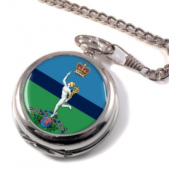 Royal Corps of Signals Pocket Watch