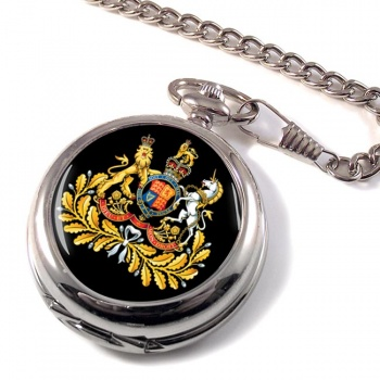 Sergeant Major British Army Pocket Watch