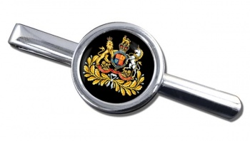 Sergeant Major British Army Round Tie Clip