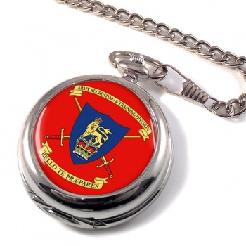 Army Recruiting & Training Division (British Army) Pocket Watch