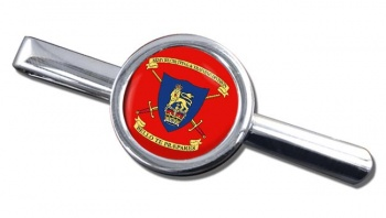 Army Recruiting & Training Division (British Army) Round Tie Clip