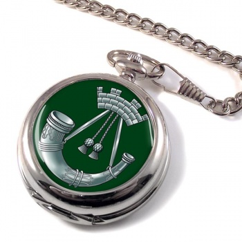 Somerset and Cornwall Light Infantry (British Army) Pocket Watch