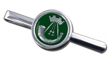 Somerset and Cornwall Light Infantry (British Army) Round Tie Clip