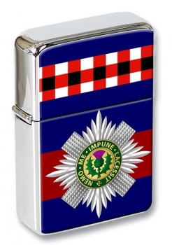 Scots Guards (British Army) Flip Top Lighter