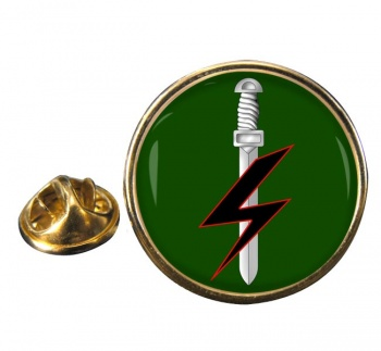 Special Forces Support Group (British Army) Round Pin Badge