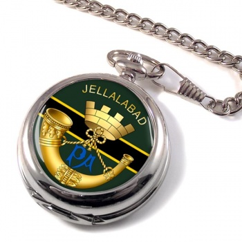 Somerset Light Infantry (British Army) Pocket Watch