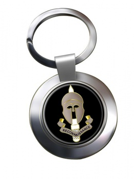 Special Reconnaissance Regiment (British Army) Chrome Key Ring
