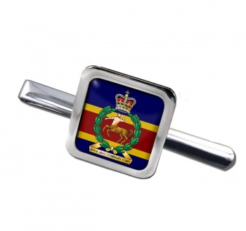 Royal Army Veterinary Corps Square Tie Clip