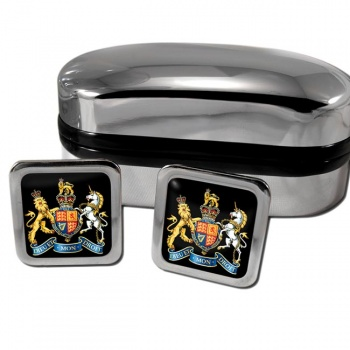 Warrant Officer Square Cufflinks