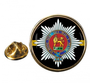 Worcestershire Regiment (British Army) Round Pin Badge