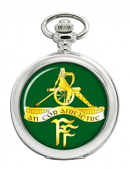 Artillery Corps (Ireland) Pocket Watch