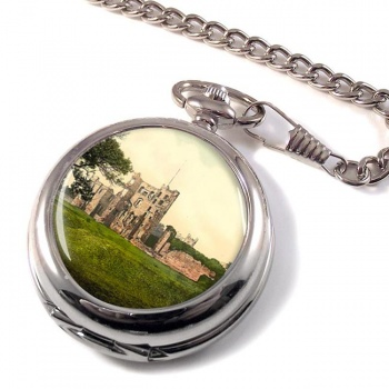 Ashby De La Zouch Castle Pocket Watch
