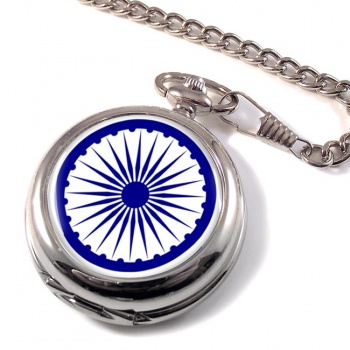 Ashoka Chakra Pocket Watch