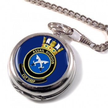 Assail Division R.A.N. Pocket Watch