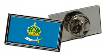 Astrakhan Oblast Flag Pin Badge
