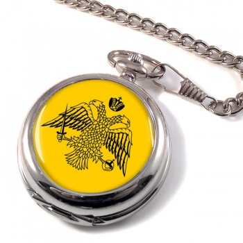 Mount Athos (Greek Orthodox Church) Pocket Watch