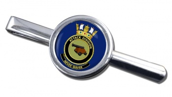 Attack Division R.A.N. Round Tie Clip