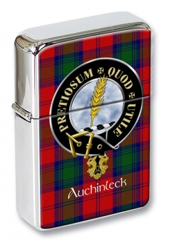 Auchinleck Scottish Clan Flip Top Lighter