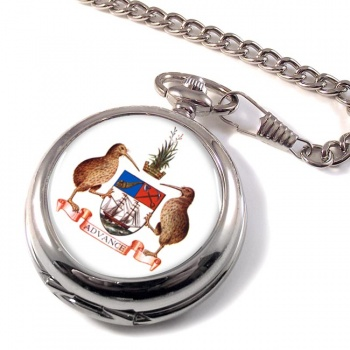 Auckland (New Zealand) Pocket Watch