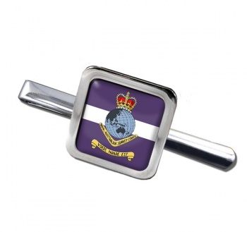Royal Australian Survey Corps Square Tie Clip