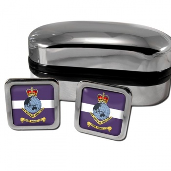 Royal Australian Survey Corps Square Cufflinks