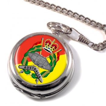 Royal Australian Armoured Corps Pocket Watch